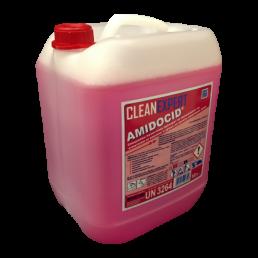 Снимка на Специален препарат против отлагания от варовик и урина за цялата санитарна зона AMIDOCID 10л.