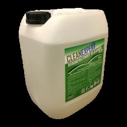 Снимка на Професионален  универсален дезинфектант - Disinfectant Cleaner-Plus 10л.